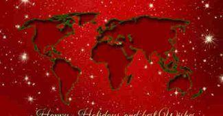 Sms Joyeux Noël dans toutes les langues