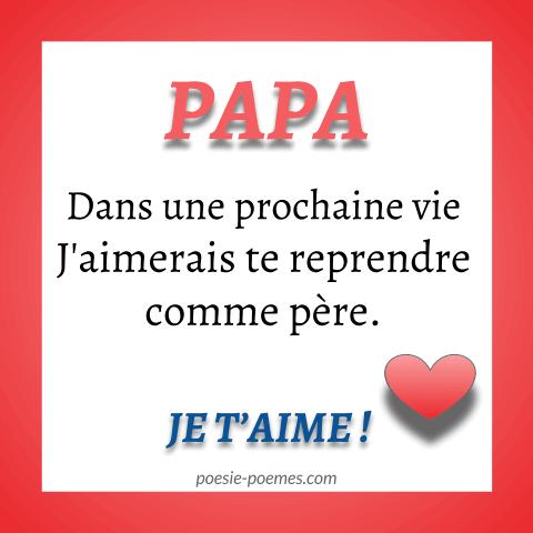 Message Bonne Fête Papa Je Taime Voeux Fête Des Pères à