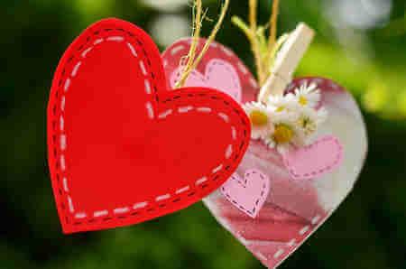 Voeux romantiques pour dire je t'aime