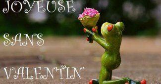 Souhaiter une bonne Saint Valentin à son ex avec humour