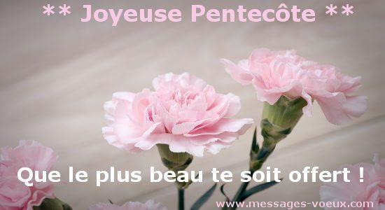 Image Joyeuse Pentecôte