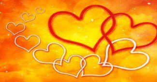 voeux romantiques