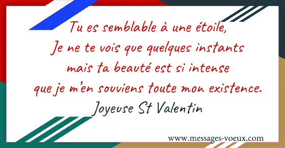 citation joyeuse st valentin originale