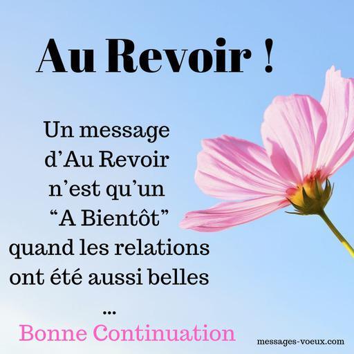 Au Revoir Collègues Exemple De Messages De Départ Pour Dire