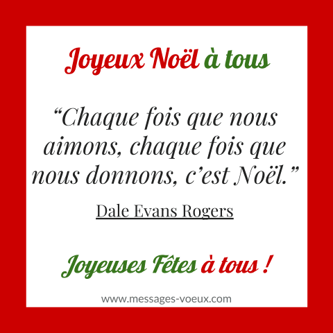 Texte carte de noel neveu