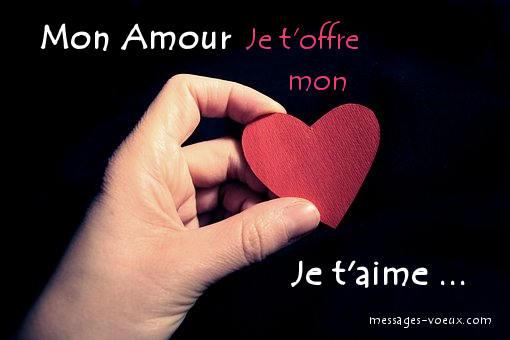 Messages Je Taime Sms Damour Avec De Belles Phrases