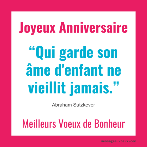 Citations Anniversaire Citation Bon Anniversaire Amour